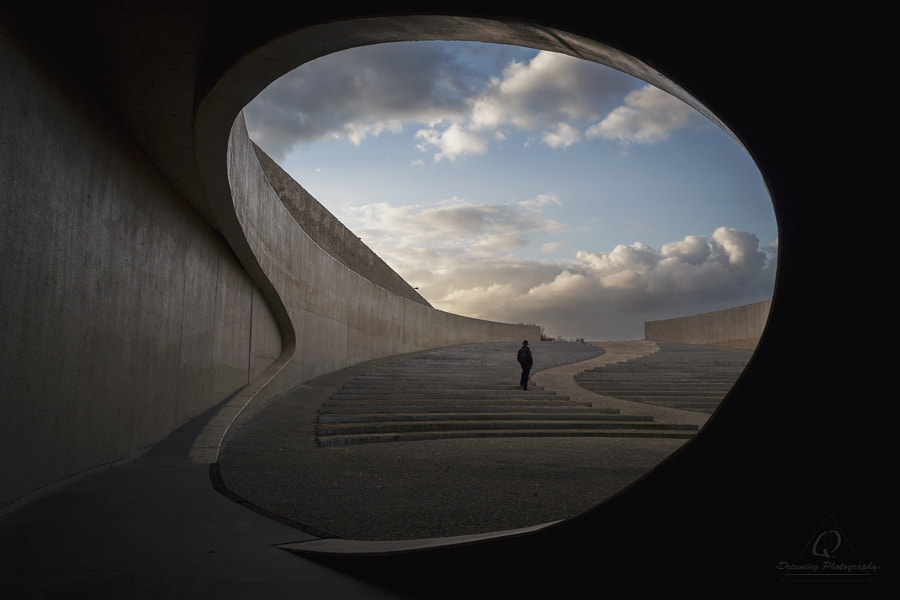 Bridge Vroenhoven by Patrick Dreuning on 500px.com