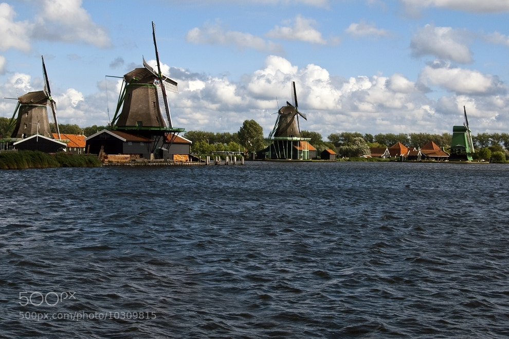 Photograph Zaanstad by Nadia Perello on 500px