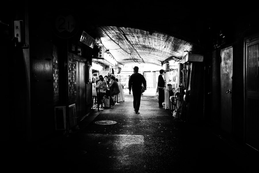 man by masaru iijima on 500px.com