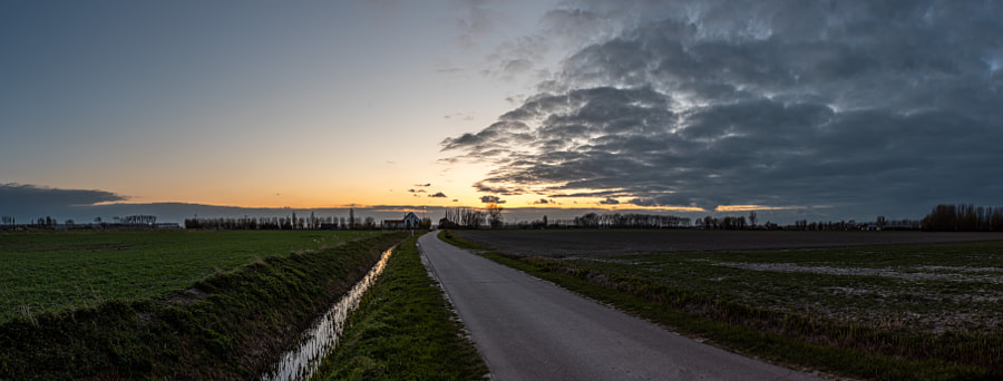 The low lands in Flanders  by Werner Lerooy on 500px.com
