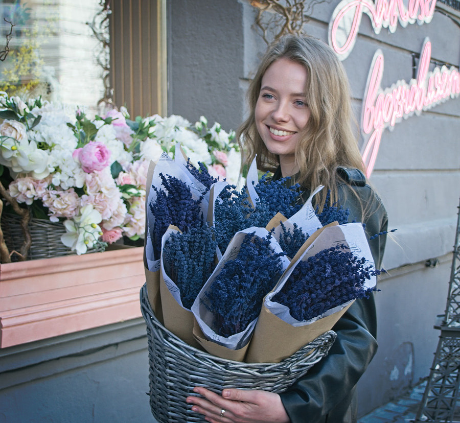 Синий букет by Evgeniy Bruskov on 500px.com