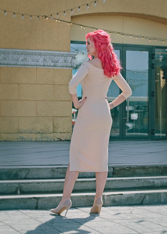 Яркие волосы by Evgeniy Bruskov on 500px.com