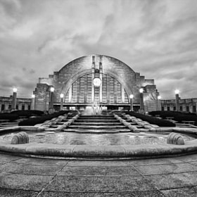 Cincinnati Union Terminal by Cathy  Donohoue (cdonohoue)) on 500px.com