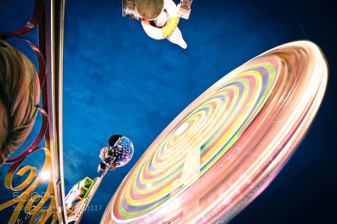 Photograph Fun Fair, by Patrick Stroobach on 500px