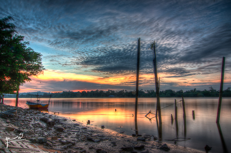 Photograph Sunset by Ssyam Abdullah on 500px