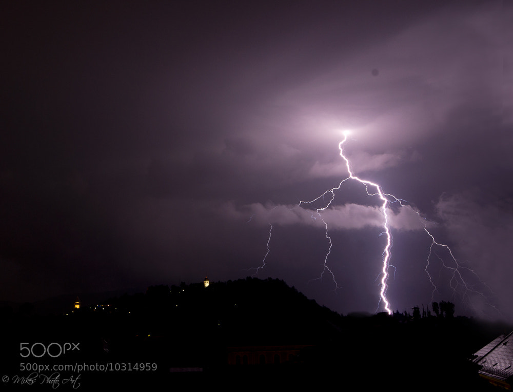 Photograph lightning by Michael Suppan on 500px