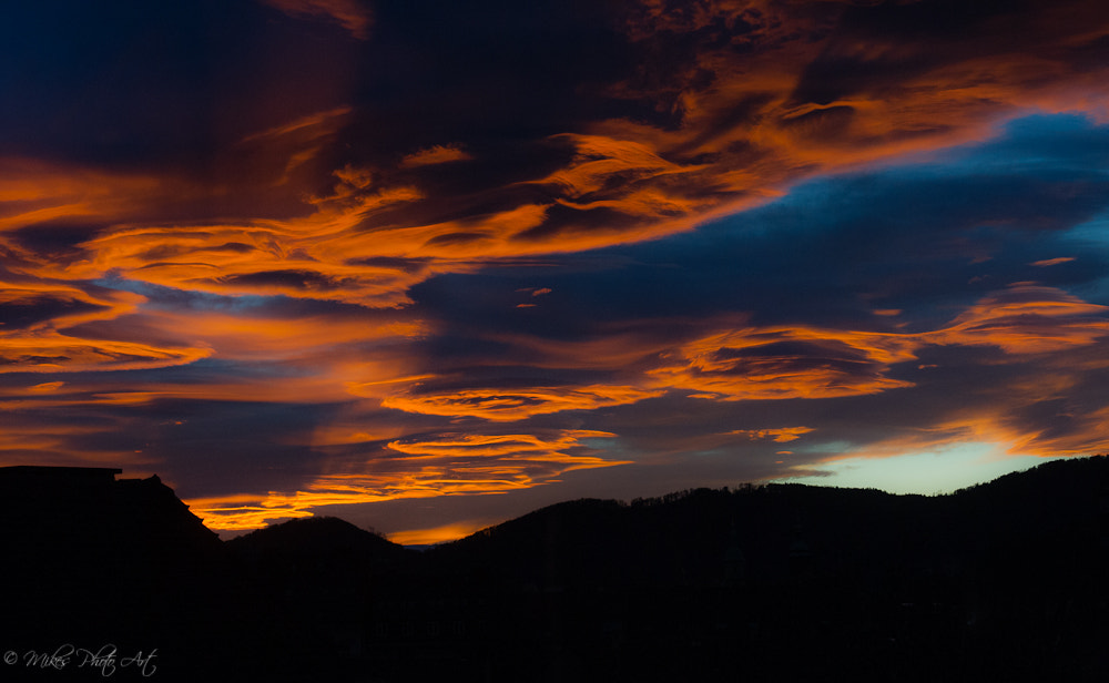 Photograph sunset by Michael Suppan on 500px