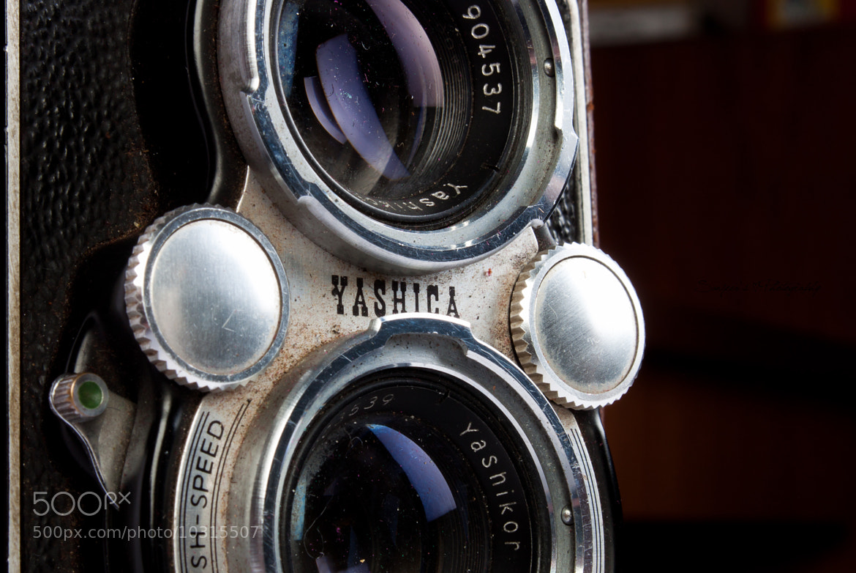 Photograph Yashica by sanjeev kar on 500px