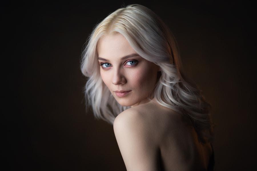 Katya by Sergey Martynov on 500px.com