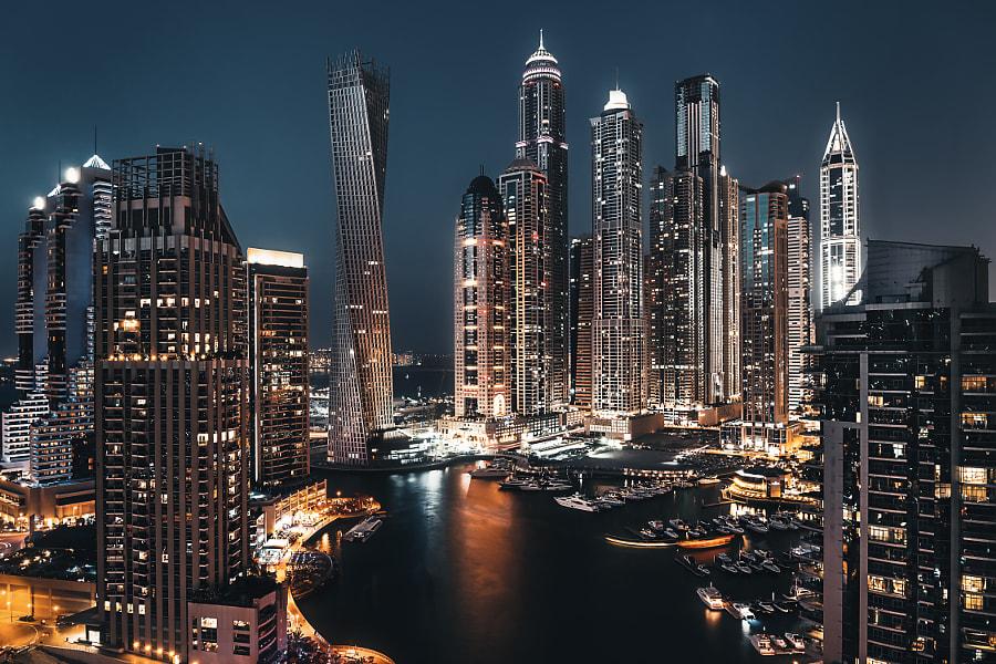 Dubai Marina. by Remo Scarfò on 500px.com