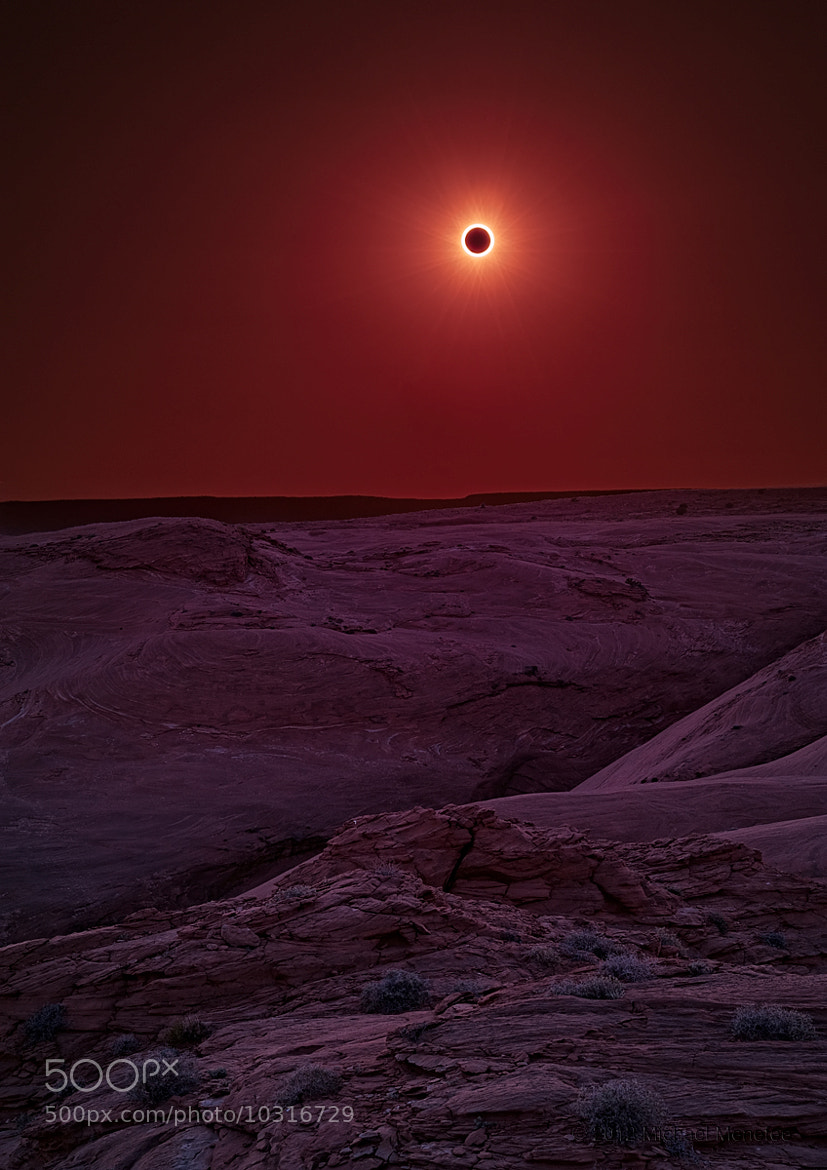 Photograph Annular Visions: the 2012 Solar Eclipse by Michael Menefee on 500px