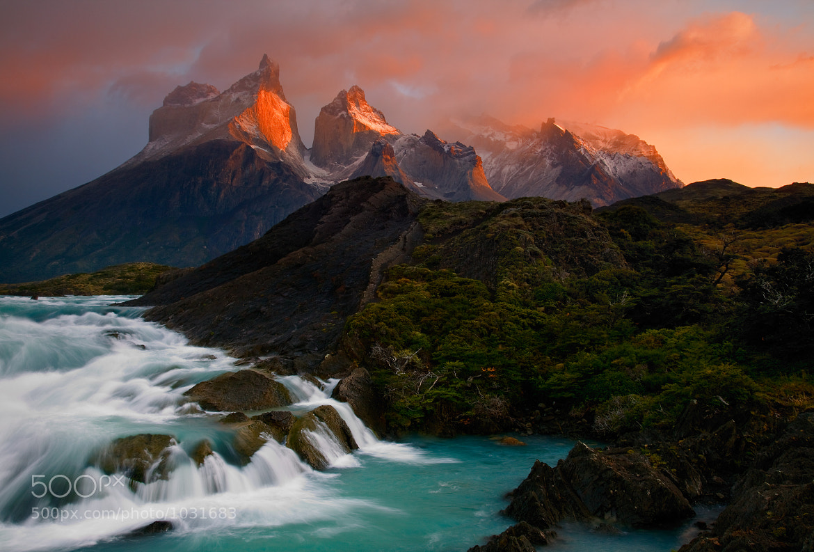 Photograph Los Cuernos del Paine by Ian Plant on 500px