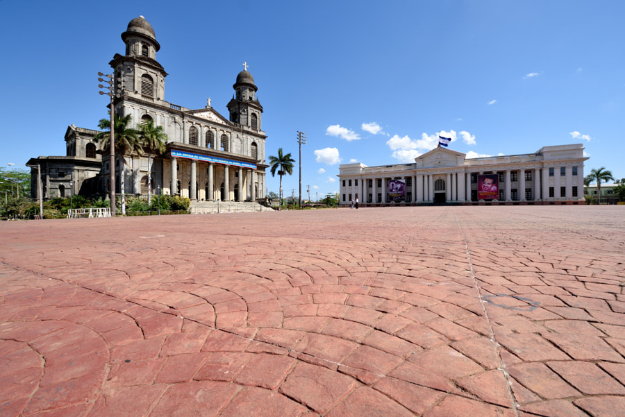 Photograph Plaza de la revolución managua by jose angel on 500px