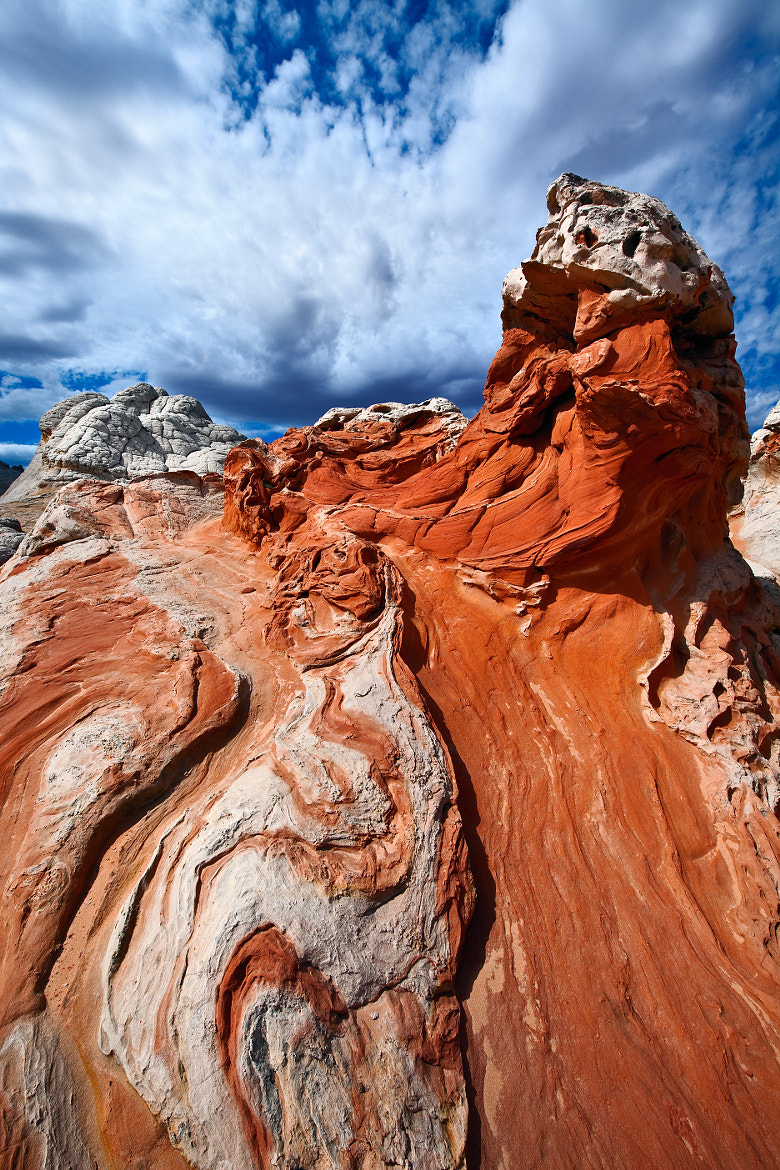 Photograph Sandstone Storm by Ian Plant on 500px