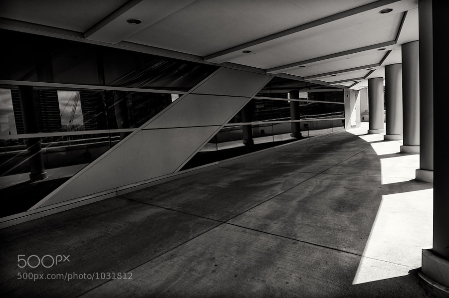 Photograph Outside Skywalk  #1 by Milan Juza on 500px