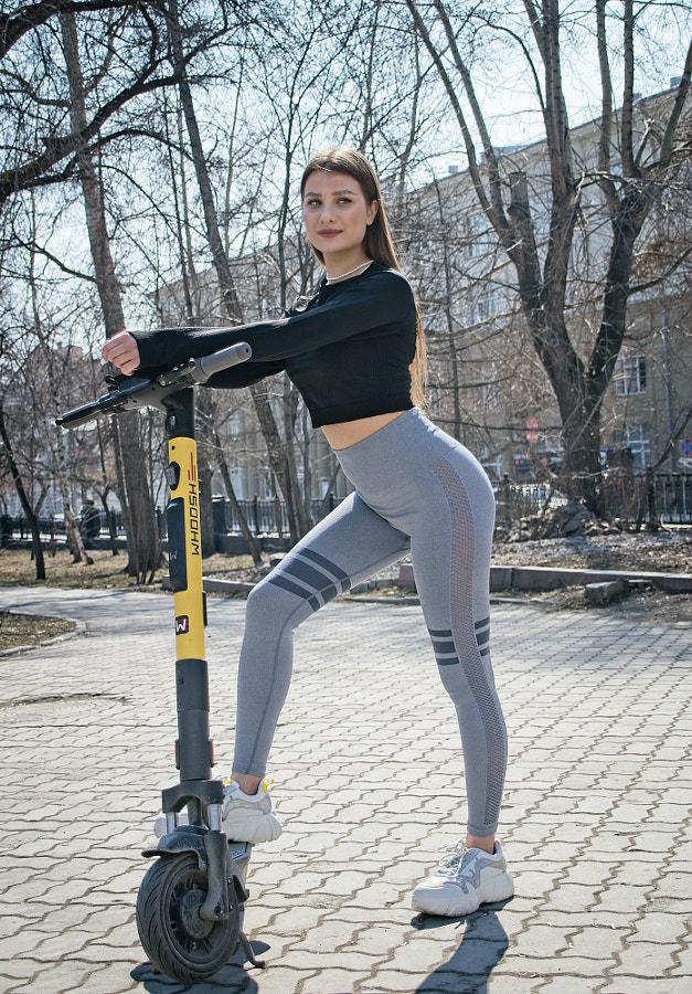 г.Новосибирск, 25.04.2021г. by Evgeniy Bruskov on 500px.com