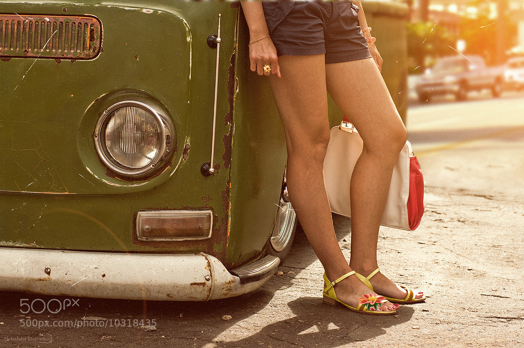 Photograph Volkswagen Transporter by Aleksander Barabashov on 500px