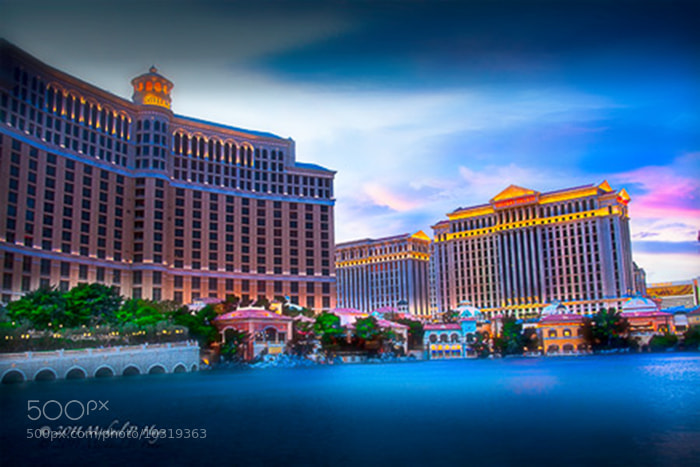 Photograph The Bellagio by Michael Hays on 500px