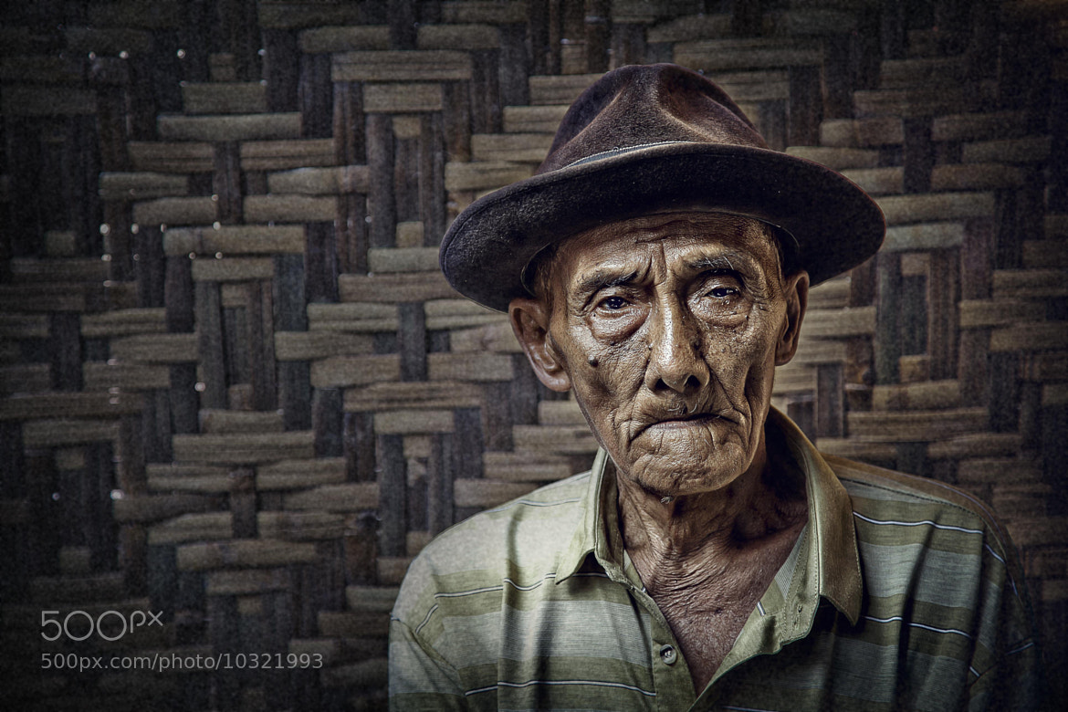 Photograph OLD MAN by abe less on 500px