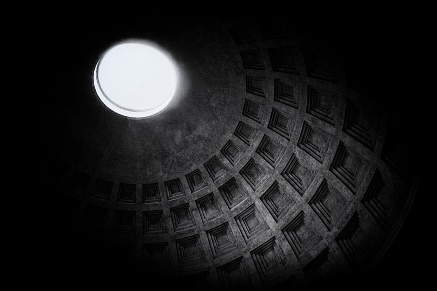 Pantheon by Jan Křikava on 500px.com