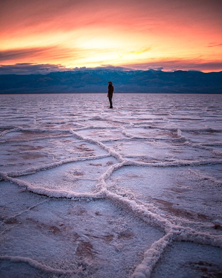 Sunset Salt Flats  by Lukas  Rodriguez on 500px.com