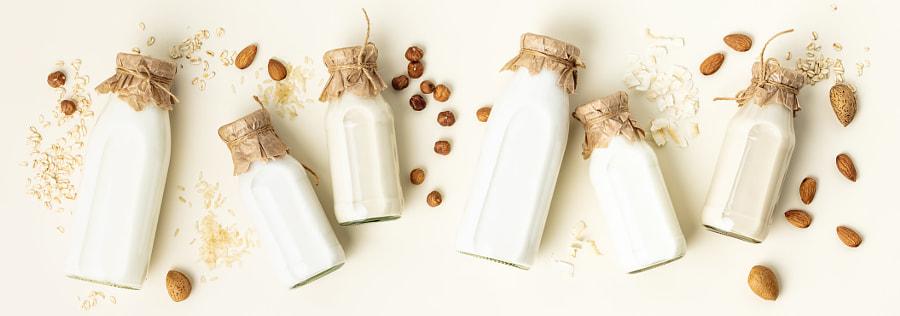 Vegan milk by Natalia Klenova on 500px.com