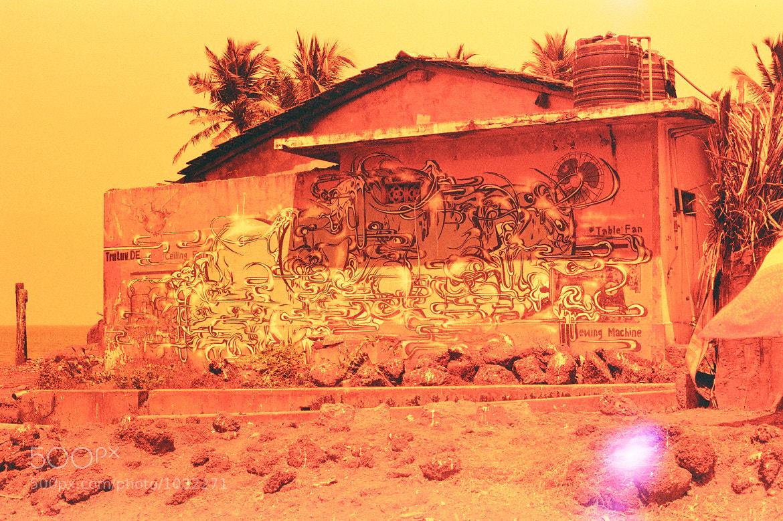 Photograph Goa, Anjuna beach by Yaanika Kose on 500px