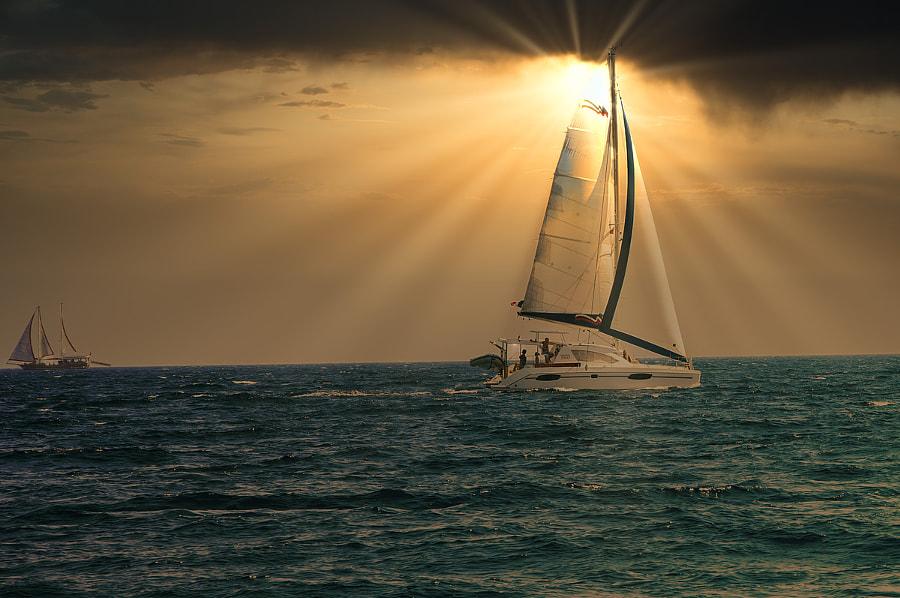 sunset by metin bakar on 500px.com