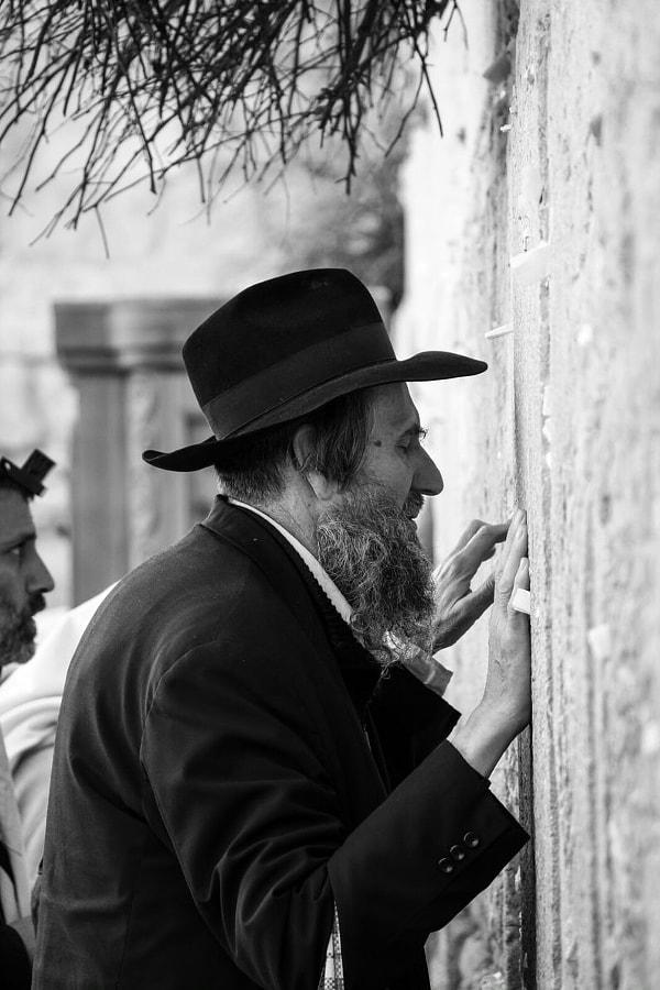 wailing wall by Jamin Hübner on 500px.com