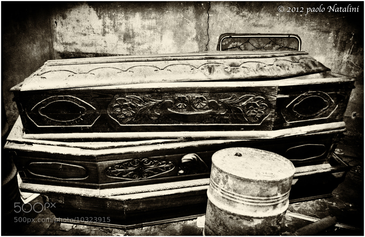 Photograph From The Coffin To The Grave by Paolo Natalini on 500px