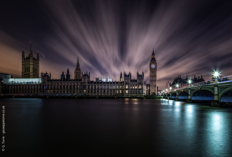 Risen from Darkness by Giuseppe Torre