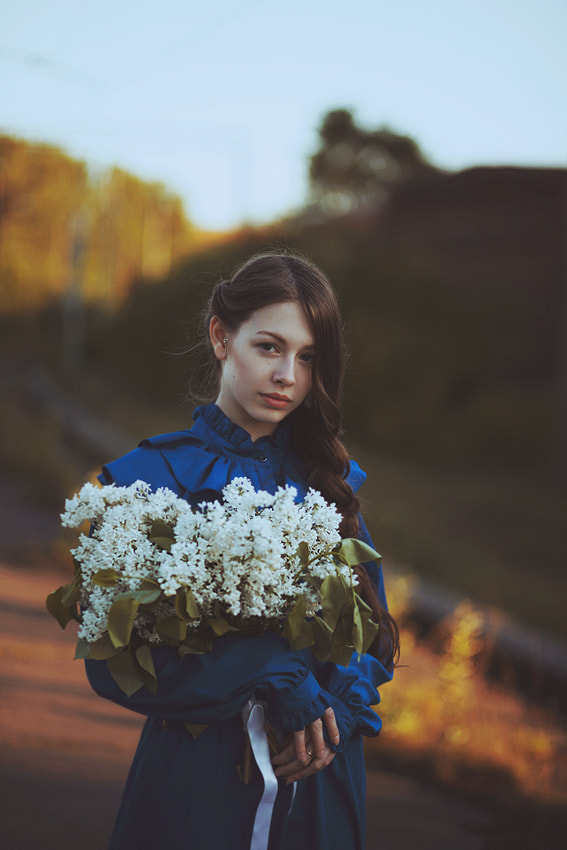 Photograph White Lilacs by Alexander Kuzmin on 500px