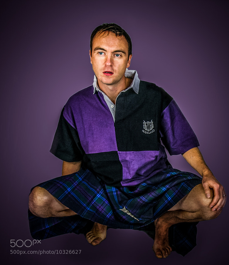 Scotland Supporter by Richard Findlay (fotoflingscotland) on 500px.com