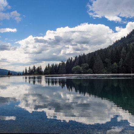 Lake Semmering, Austria