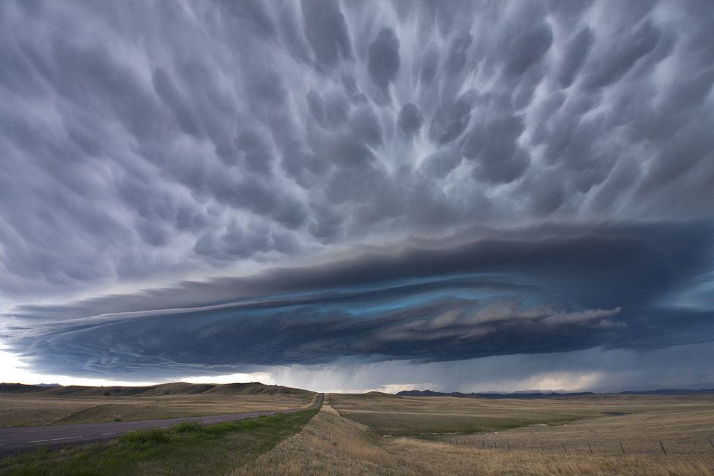Photograph Supercell Thunderstorm by Antony Spencer on 500px