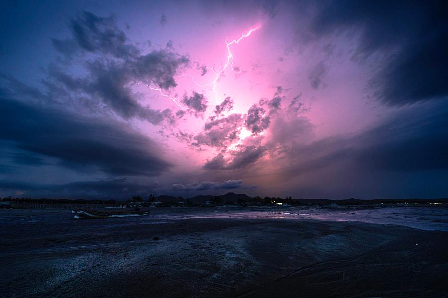 寂静的沙滩 by KevinChen  on 500px.com