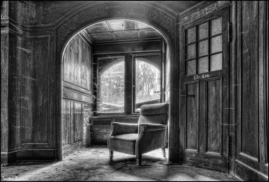 Door closed! by Torsten Büttner on 500px.com