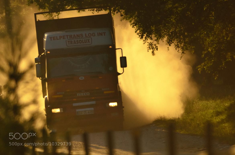 Photograph Morning Traffic by Sabin Uivarosan on 500px