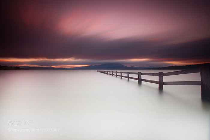 Photograph Mortimer Bay by Alex Wise on 500px