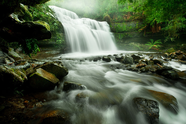 Photograph Liffey Falls by Alex Wise on 500px