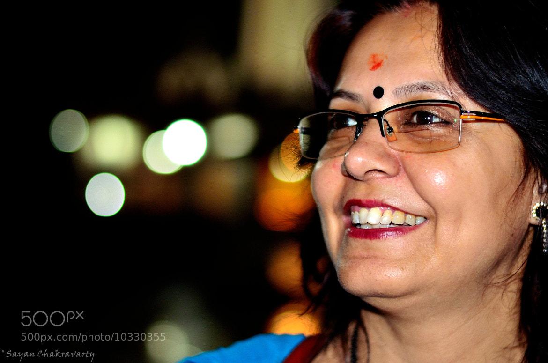 Photograph Mom :) by Sayan Chakravarty on 500px