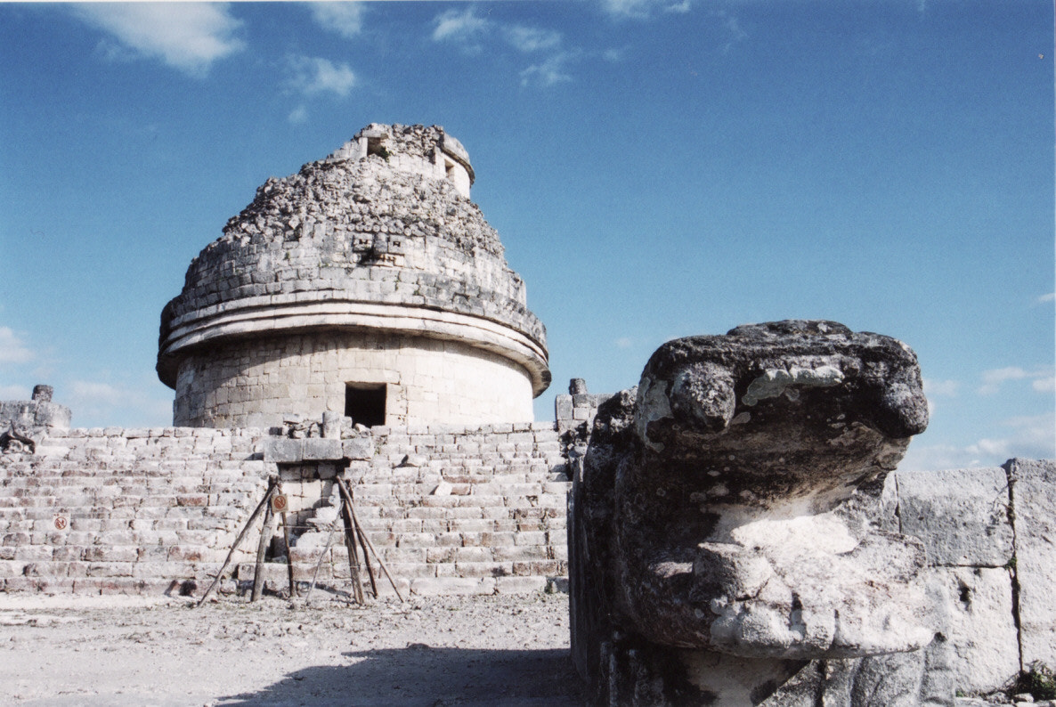 Photograph Mexico Observatory and Dragon by David Bartlett on 500px