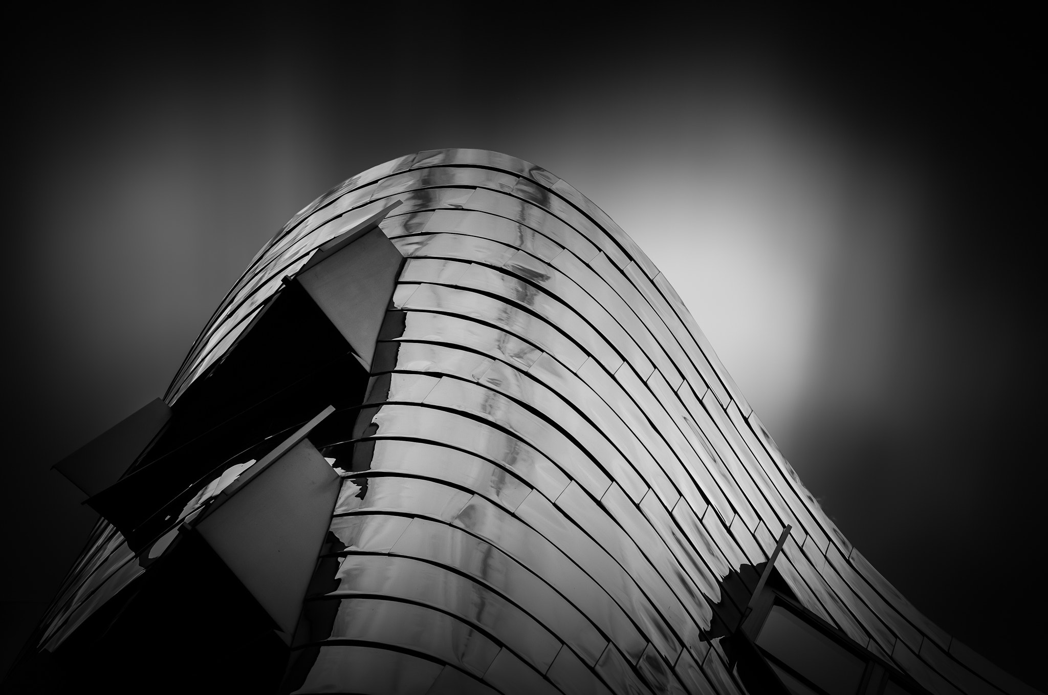 Photograph Gehry by Raymond van der Hoogt on 500px