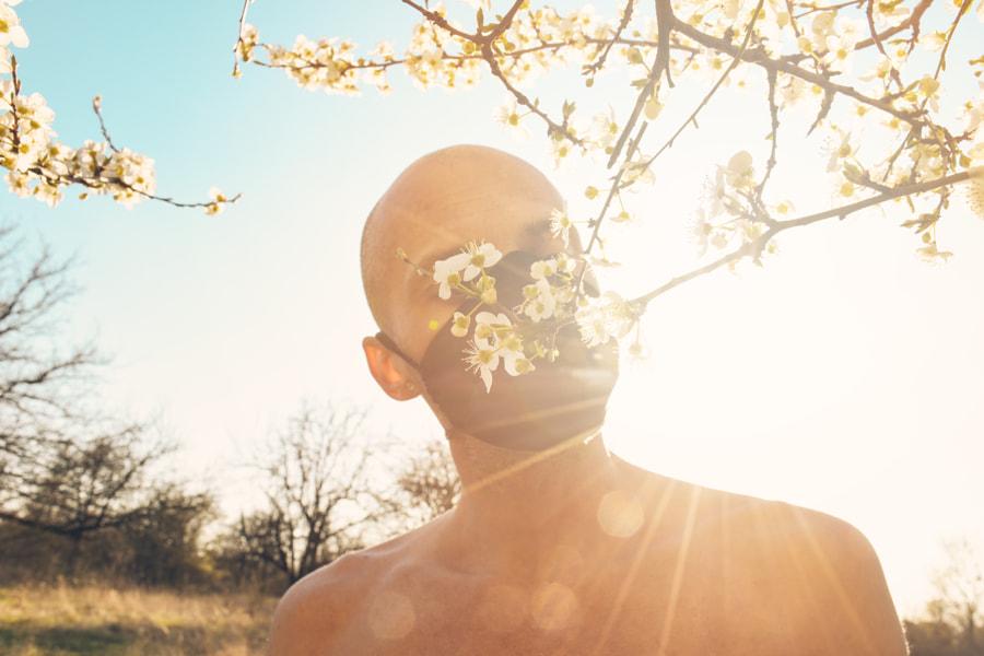 Adult man in mask by Viktor Makhnov (Vysochin) on 500px.com
