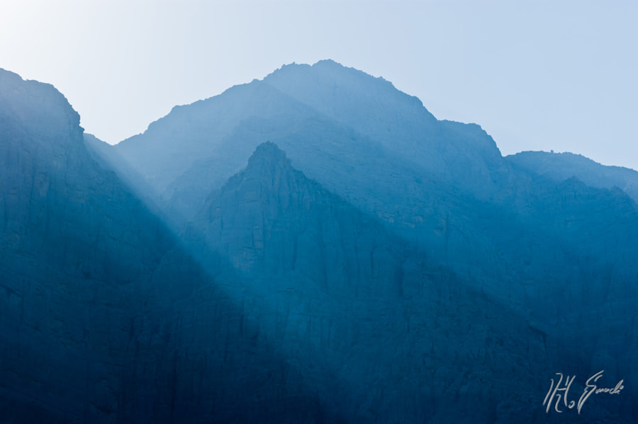 Musandam Mountains