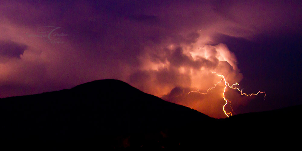 Photograph Storm over the Blue Ridge by Scott Turnmeyer on 500px