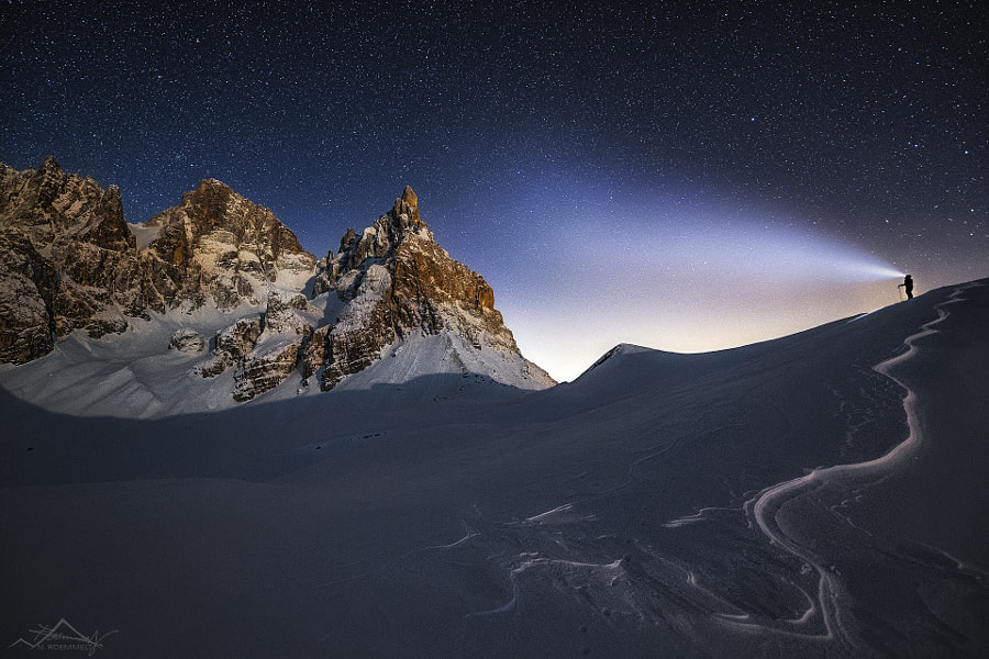 Photograph Waiting for the Milky Way by Nicholas Roemmelt on 500px