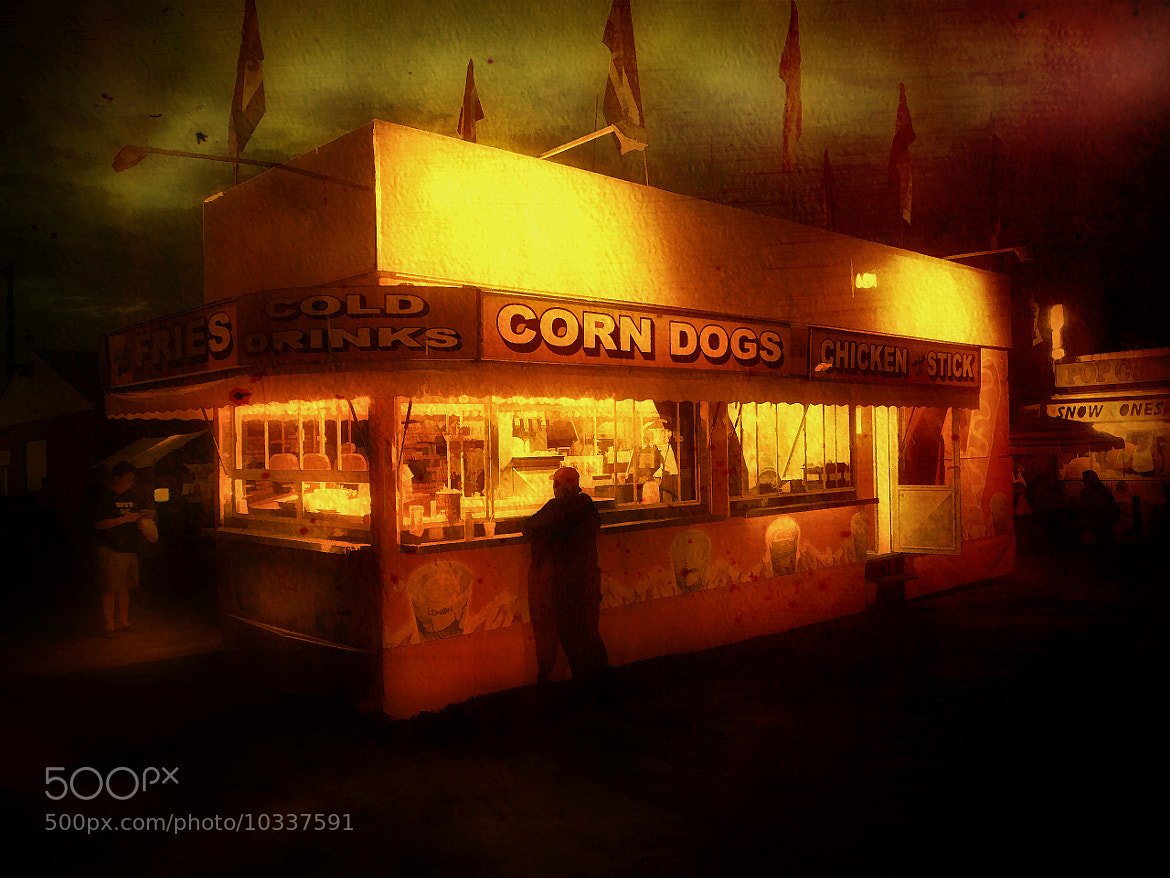 Photograph Corn Dogs by Dave Linscheid on 500px