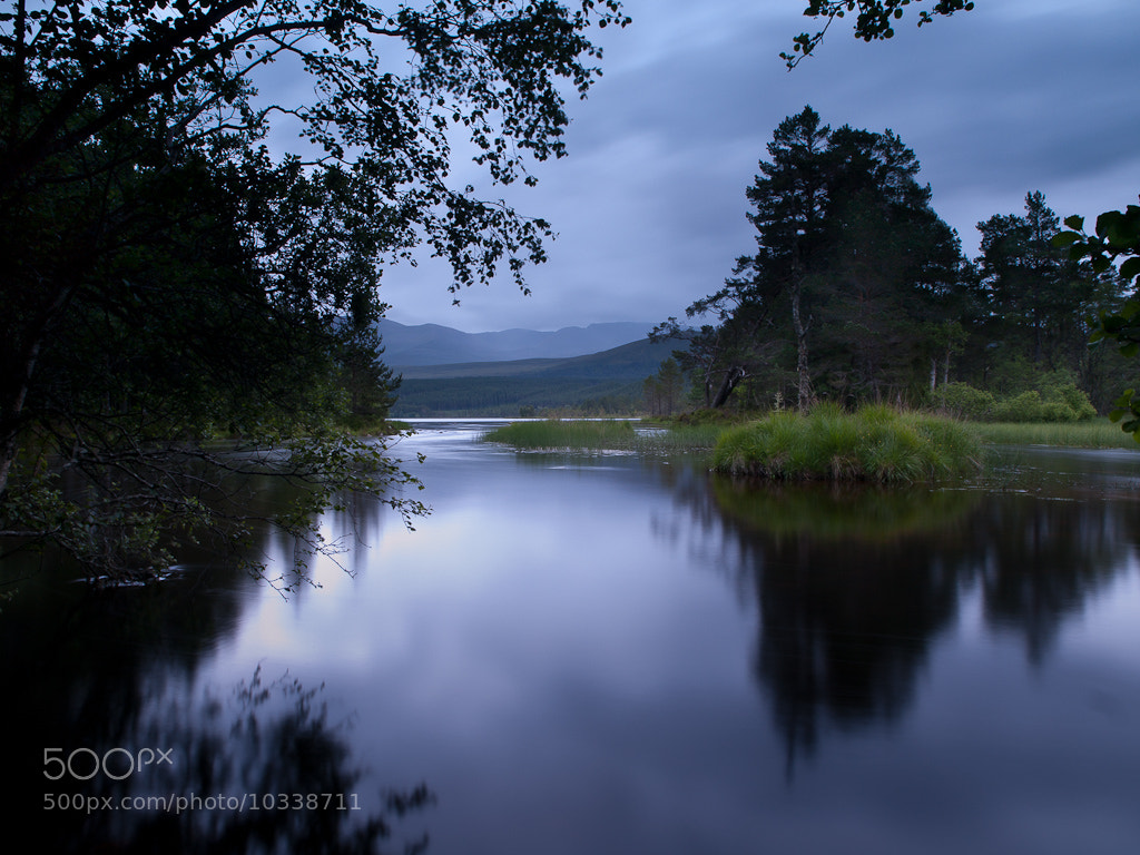Photograph Loch Morlich Shore by Keith Muir on 500px