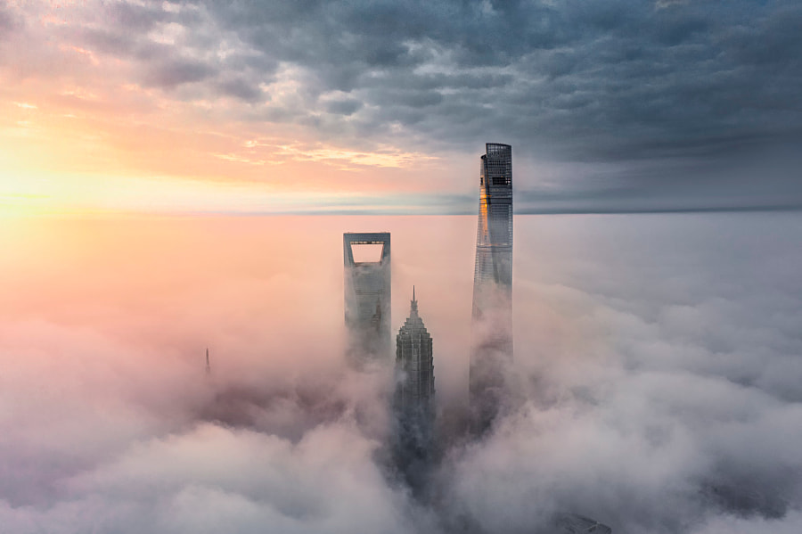 The Dawn by Delta  on 500px.com